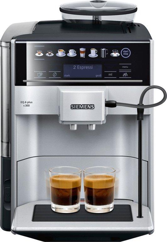 Siemens EQ.6 plus s300 Kaffeevollautomat für 539,90€ inkl. Versand (eBay Plus)