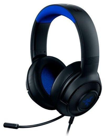 Razer Kraken X für Konsole in schwarz/blau Gaming-Headset für 46,78€ inkl. Versand (statt 57€)