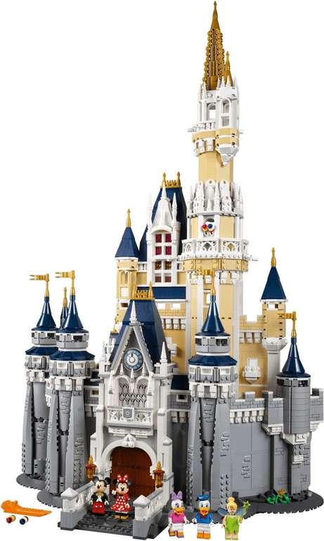 Lego 71040 Walt Disney World - Schloss für 300€ inkl. Versand (statt 350€)