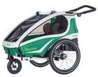 Qeridoo - Kidgoo2 Fahrradanhänger Modell 2018 für 299,99€ inkl. Versand (statt 350€)