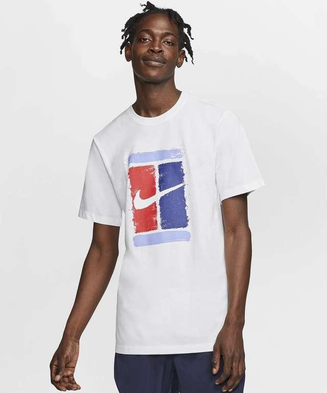 Nike Court Herren Tennis T-Shirt in 2 Farben für je 17,46€ inkl. Versand (statt 25€) - Nike Membership