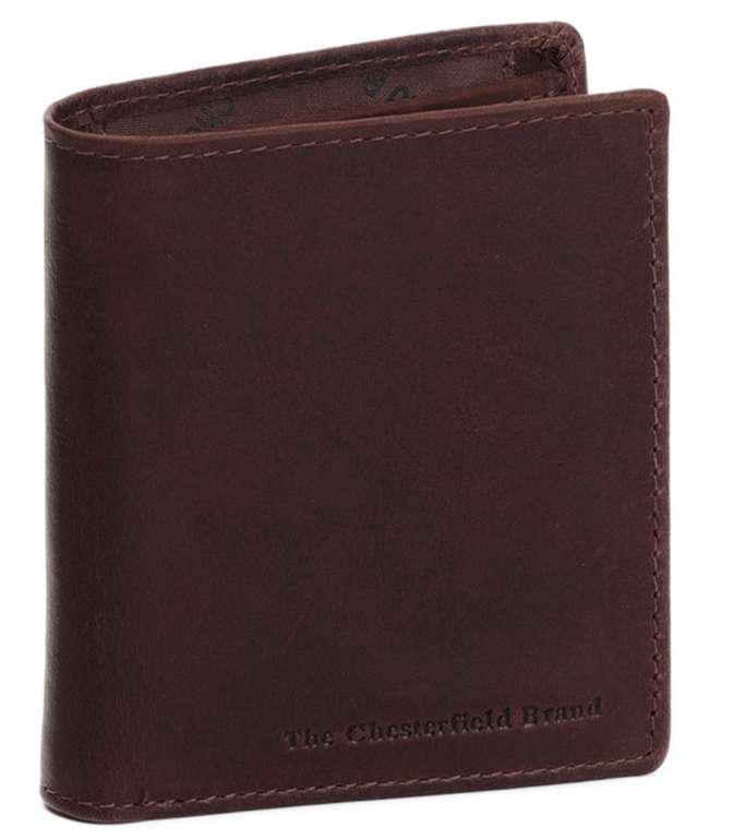 Chesterfield Billfold Lederbrieftasche in verschiedenen Ausführungen für 20,90€ inkl. Versand (statt 34€)