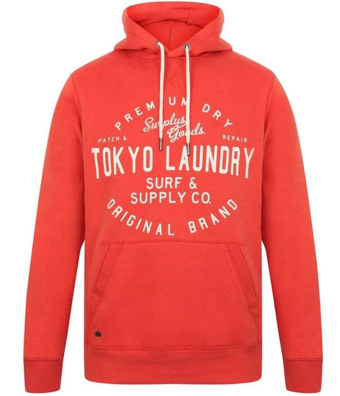 Tokyo Laundry Sale mit bis -74% Rabatt bei SportSpar – z.B. Portopalo Herren Kapuzen Sweatshirt für 13,13€