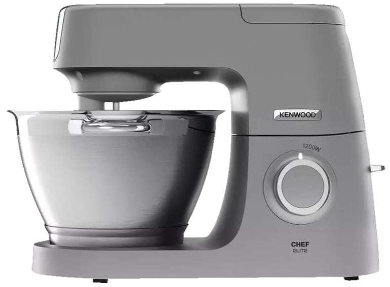 Kenwood KVC 5391 S Chef Elite Küchenmaschine + 6 Zubehörteile für 429€ inkl. Versand (statt 500€)