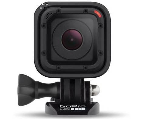 GoPro HERO Session Actionkamera für 131,98€ inkl. Versand (statt 169€)
