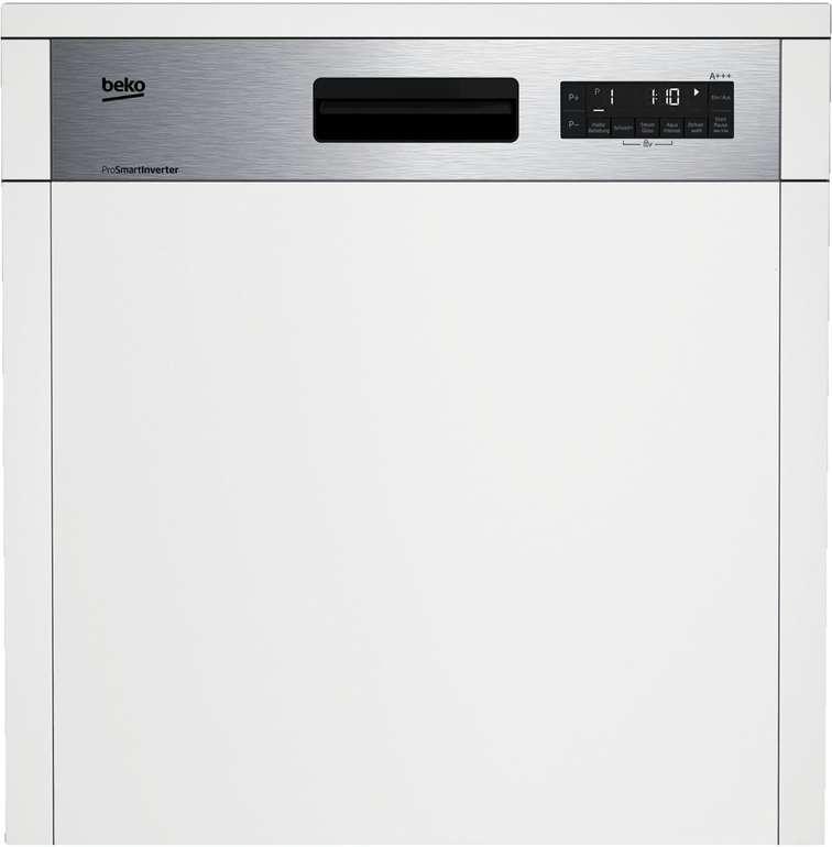 Beko DSN28431X Spülmaschine EEK: A+++  für 333,90€ inkl. Versand (statt 384€)