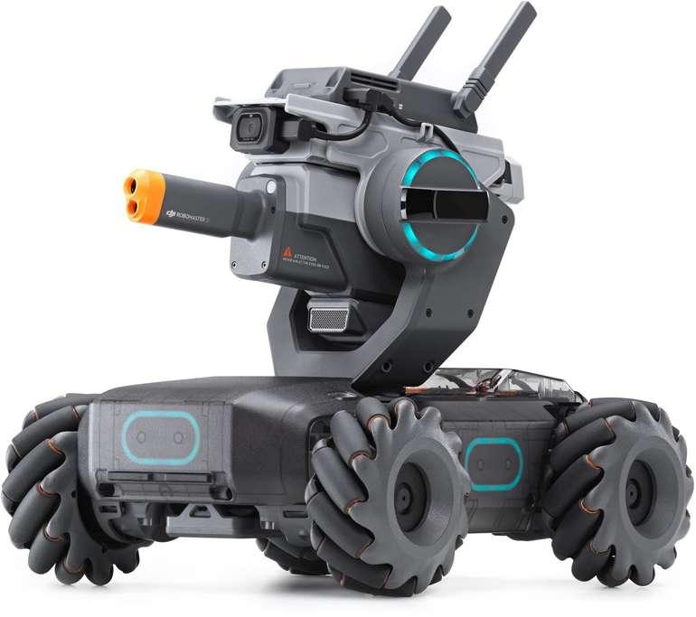 DJI RoboMaster S1 - programmierbarer Roboter für 275,90€ inkl. Versand (statt 343€)
