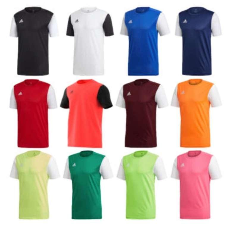 Adidas Performance Estro 19 Herren kurzarm Trikots für je 12,71€ inkl. Versand (statt 15€)