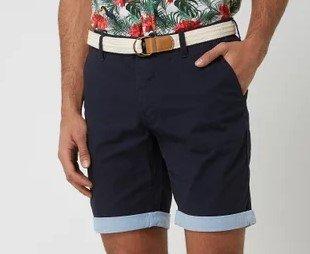 Review Chino-Shorts mit Gürtel in vielen Farben für 13,99€ (statt 20€)