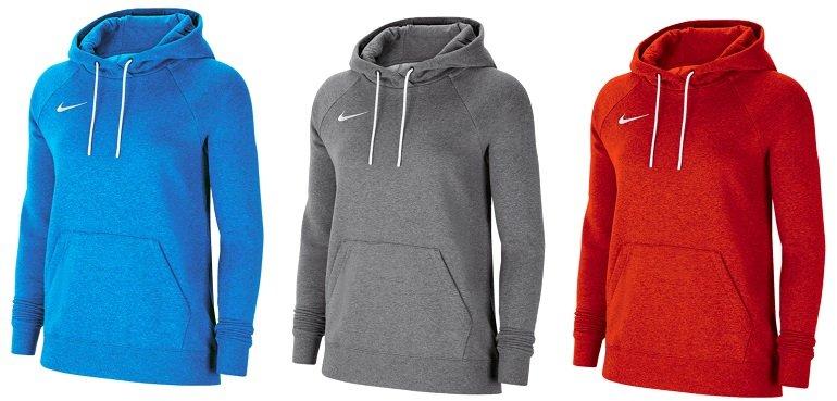 Nike Damen Kapuzenpullover Team Park 20 Fleece 2