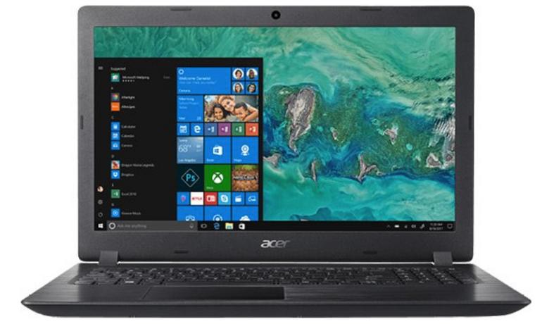 Acer Aspire 3 (A315-51-388S) – 15,6 Zoll Notebook (i3, 4GB RAM, 1TB) für 289€