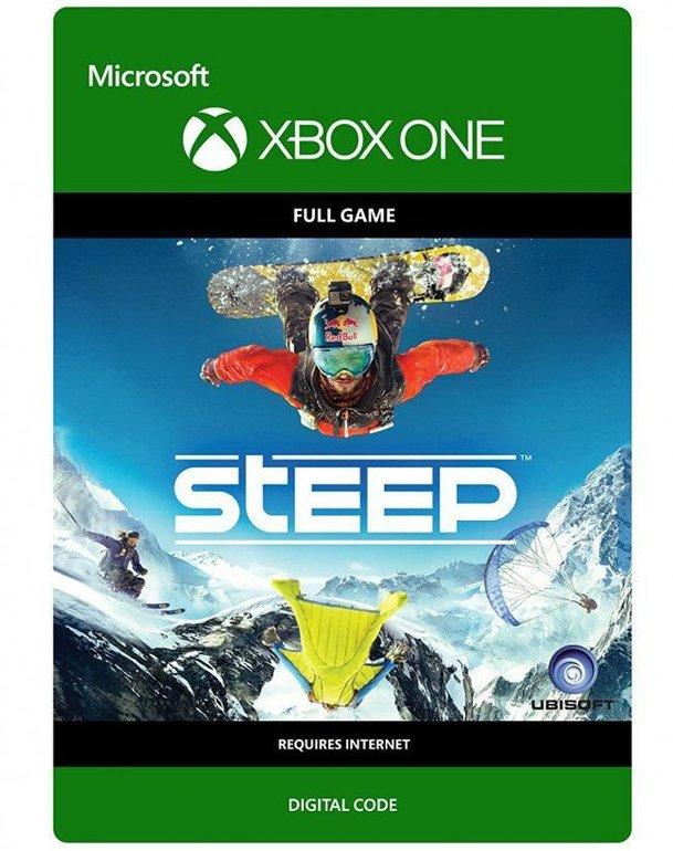 Steep (Xbox One) als Download-Code für 4,55€ (statt 8€)
