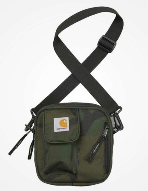 Carhartt WIP Essentials Bag Small Camo Laurel für 26,46€ inkl. Versand (statt 39€)