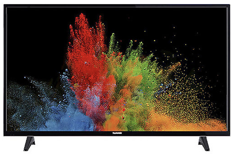 "Telefunken D49U297N4CW - 49"" 4K UHD Smart TV für 289€ inkl. Versand"