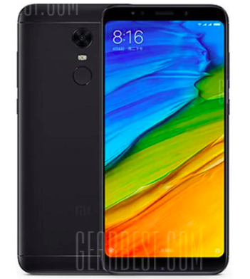 Xiaomi Redmi 5 Plus: 6 Zoll Smartphone mit Band 20 & 4GB RAM + 64GB für 136,92€