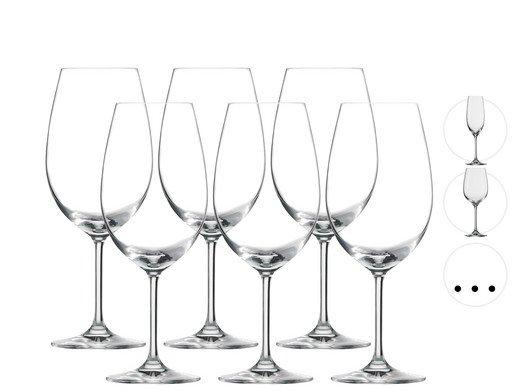 6er Set Schott Zwiesel Ivento Wein-/Champagnergläser für nur 23,90€ inkl. VSK (statt 28€)