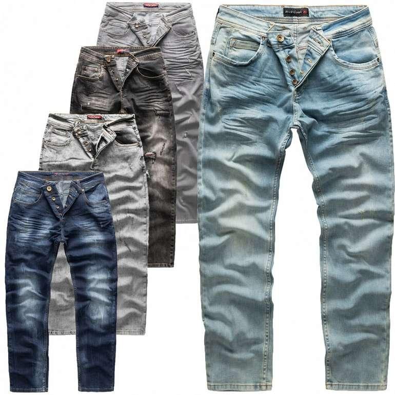 Rock Creek Designer Stretch Herren Jeanshose für 23,12€ inkl. Versand (statt 30€)