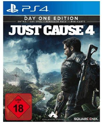 Einige PC- & Konsolenspiele bei Media Markt reduziert z.B. Just Cause für 29,99€