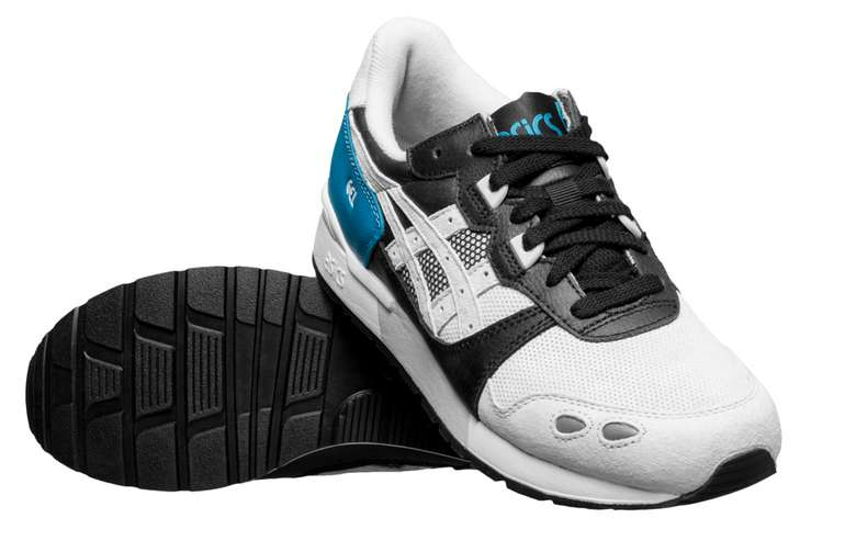 Asics Sneaker bei SportSpar im Sale - z.B. Asics Tiger GEL-Lyte Sneaker + Handtuch für 50,21€ (statt 60€)