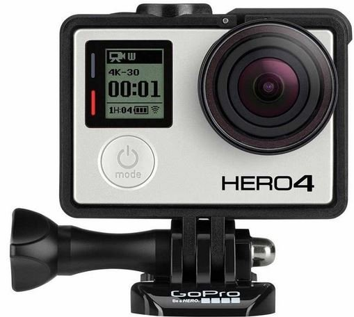 Top! GoPro HERO4 Silver Action-Cam für 197,91€ inkl. Versand (refurbished)