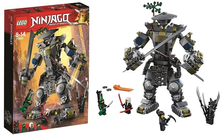 LEGO (70658) Ninjago Oni-Titan für 34,99€ inkl. VSK (statt 47€)