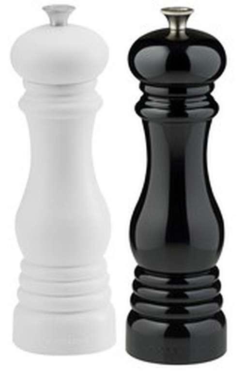 Le Creuset Mühlen-Set in schwarz/weiß für 38,94€ inkl. Versand (statt 48€)