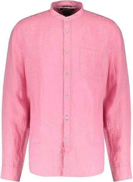 Marc O'Polo Slim Fit Leinenhemd in weiteren Farben für je 34,99€ inkl. Versand (statt 52€)