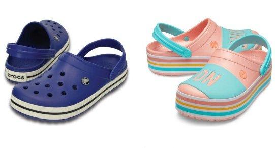 more photos be6fc ae674 Crocs Sale für die ganze Familie - z.B. Kinder Clogs ab 13€/…