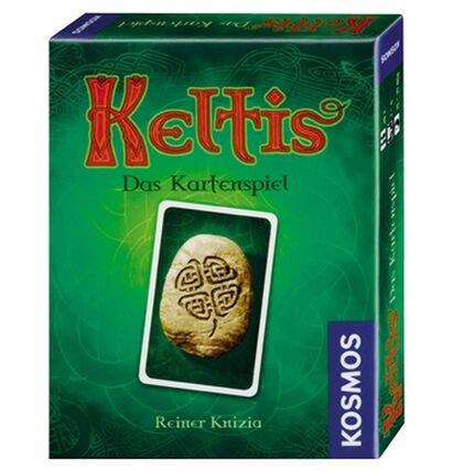 Kosmos Keltis - Das Kartenspiel ab 3€ (statt 9,50€)