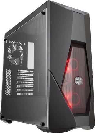Cooler Master - MasterBox K500L Gehäuse Midi-Tower für 34,99€