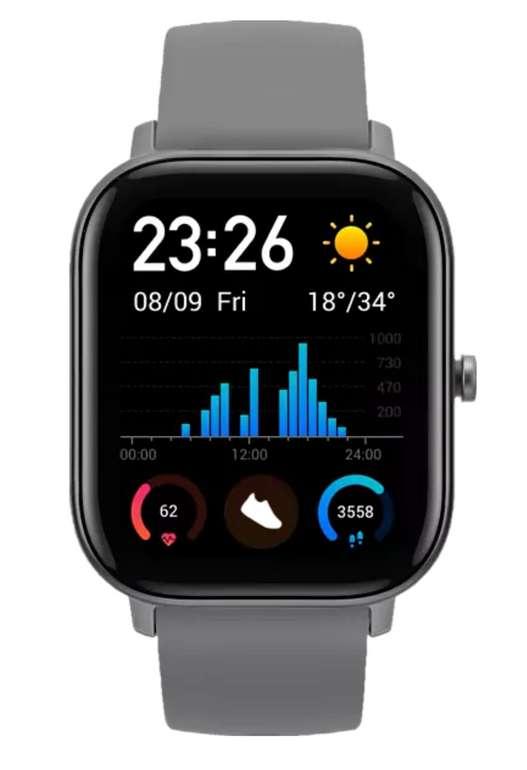 Smartwatch Amazfit A1914 GTS Smartwatch für 89€ inkl. Versand (statt 101€)