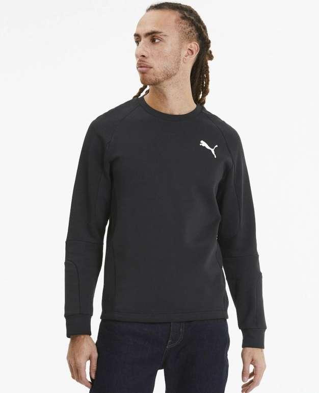 """Puma Herren Sweatshirt """"Evostripe"""" für 19,16€ inkl. Versand (statt 37€)"""