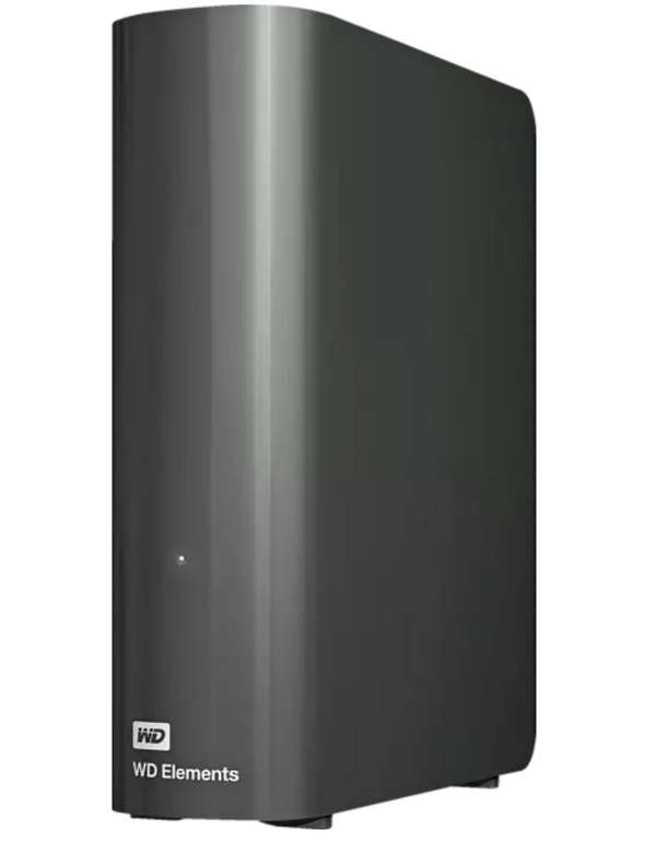 WD Elements™ Desktop Festplatte (4 TB HDD, 3,5 Zoll, extern) in Schwarz für 82,44€inkl. Versand (statt 91€) - Saturn Card!