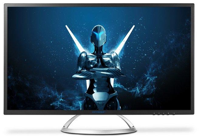 Medion Erazer X58222 - 31,5 Zoll QHD LED-Backlight Monitor für 279€ (statt 349€)