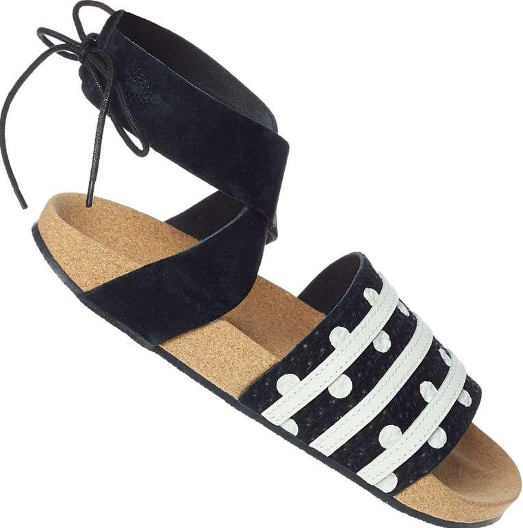 adidas Originals Ankle Wrap Damen Adilette für 36,94€ inkl. Versand (statt 50€)