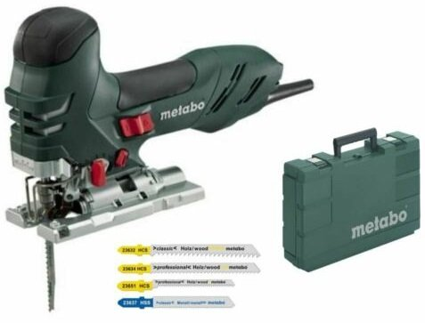 Metabo STE 140 SET Pendelhub-Stichsäge 2
