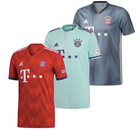 Adidas FC Bayern Trikots 2018/2019 für je 39,99€ inkl. Versand (statt 45€)