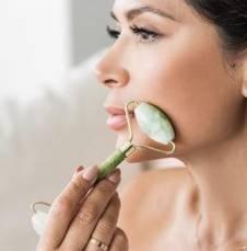 Rosental Organics - Jade Roller Jade Princess für 20,56€ inkl. Versand