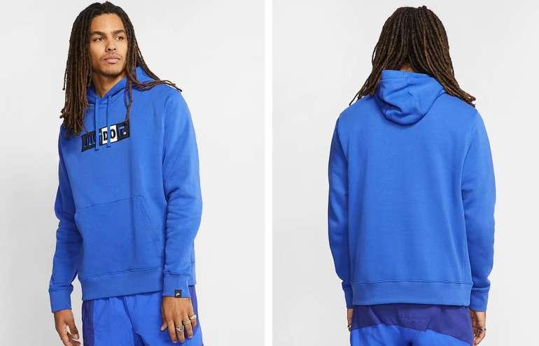 """Nike Sportswear Fleece-Hoodie """"Just do It"""""""
