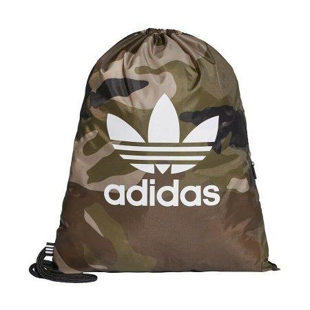 Adidas Turnbeutel Gymsack Camouflage für 10,02€ inkl. VSK (statt 18€)