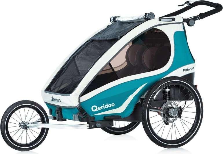 babymarkt: 10% Rabatt auf fast alles, z.B. Queridoo KidGoo 2 Sport für 452,65€