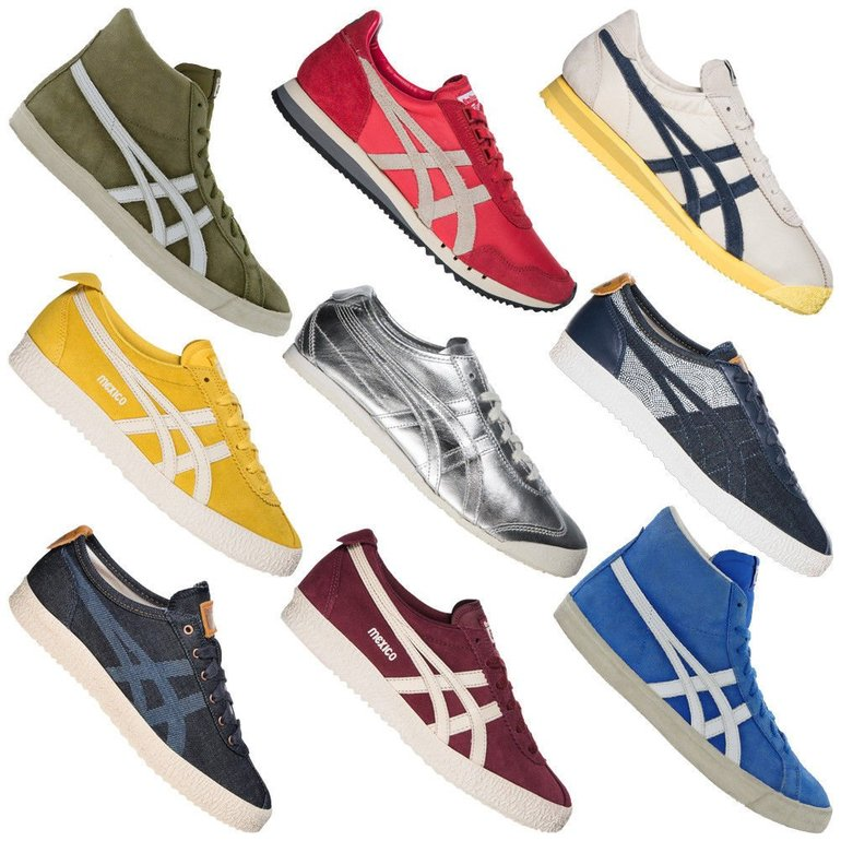 Verschiedene Asics Onitsuka Tiger Mexico Sneaker für je 44,99€ inkl. Versand