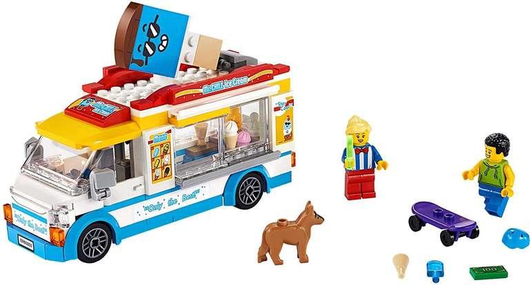 Lego Eiswagen