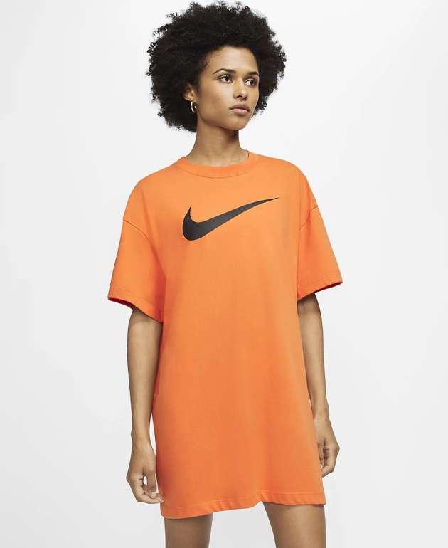 Nike Sportswear Swoosh Damen Kleid in 2 Farben für je 28€ inkl. Versand (statt 39€) - Nike Membership