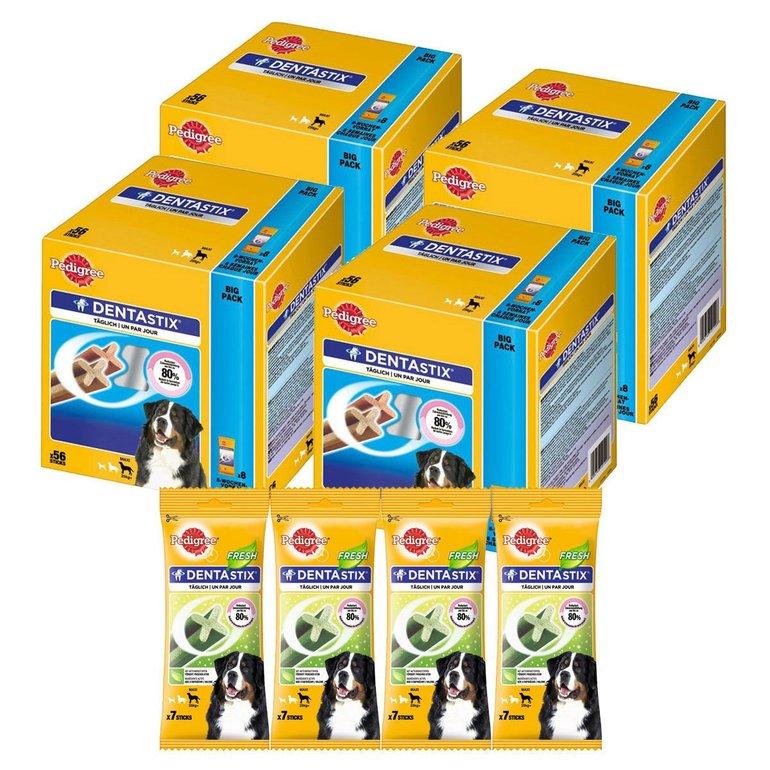 224 Pedigree DentaStix für Hunde zu 37,99€ mit Versand (Statt 45€)