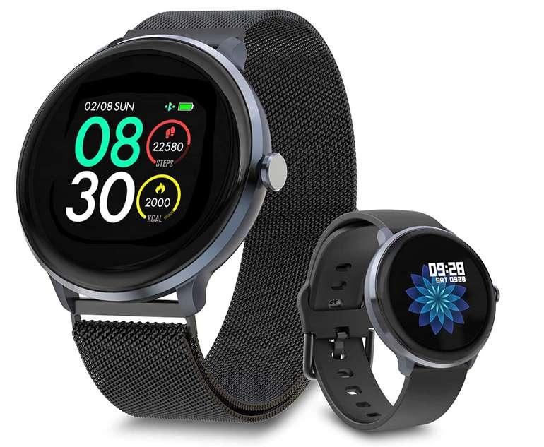 Bebinca Smart Watch Fitness Tracker (Upgraded Version, IP68) für 25,79€ inkl. Prime Versand (statt 43€)