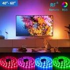 Novostella LED TV Hintergrundbeleuchtung mit Fernbedienung für 6,99€