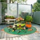 Prima Garden Garten-Kleingeräte-Set in Tragetasche mit Pflanzunterlage 34,90€