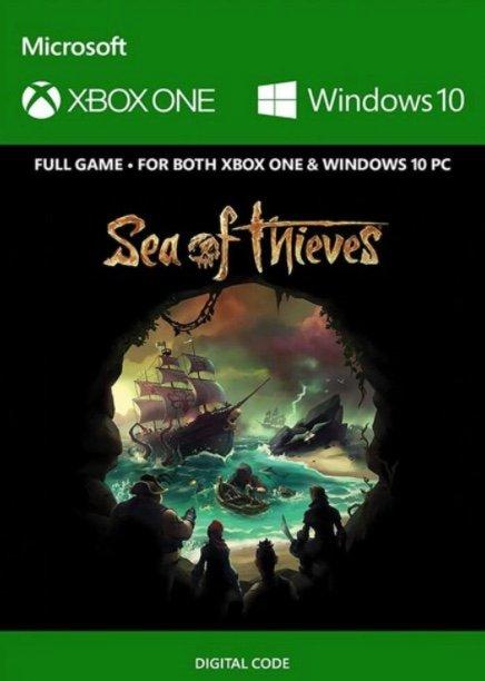 Sea of Thieves (Microsoft Key, Xbox & PC, multilingual) für 8,97€ (statt 10,50€)