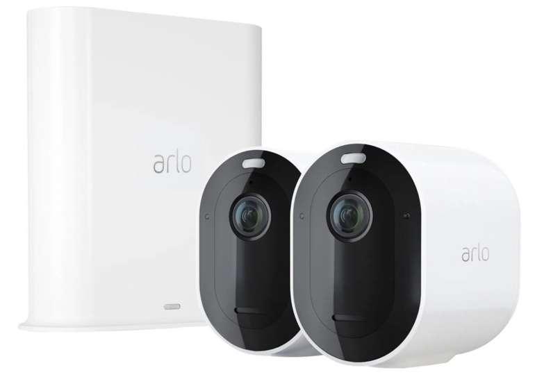 Arlo Pro 3 Sicherheitssystem mit 2 Kameras für 327,94€ inkl. Versand (statt 469€)